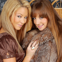 Cate Harrington and Natalia Forrest – October 2009