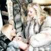 Lana Cox and Katie-Ann Day at the Furrier – May 2001
