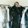 Tracey Coleman at the Furrier – March 2001